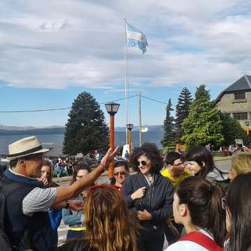 Walking Tour Bariloche