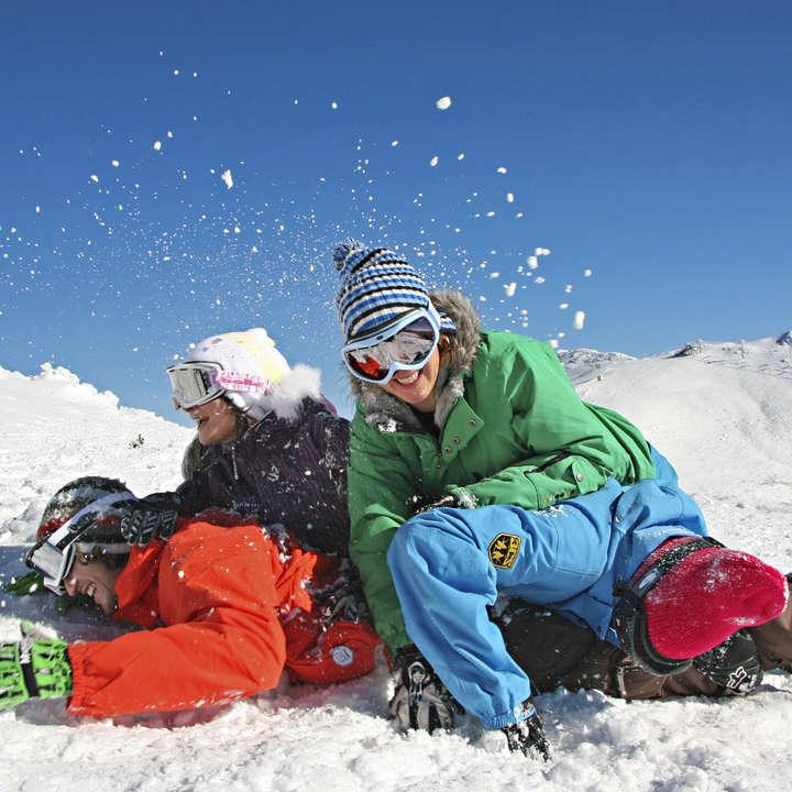 Alquiler ropa de nieve